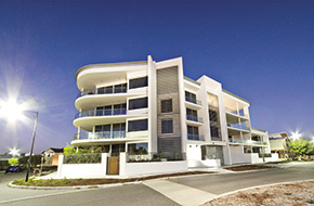 30 South Beach, Fremantle